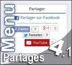 [Menu] Partages