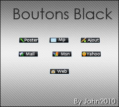 [Boutons] Black