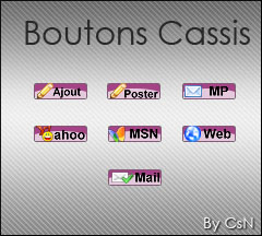 [Boutons] Cassis
