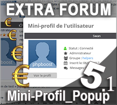 [Forum] Mini-Profil en Popup