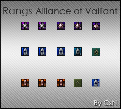 Rang Alliance of Valliant