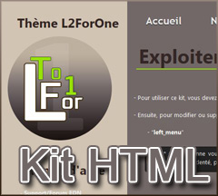 Kit L2ForOne