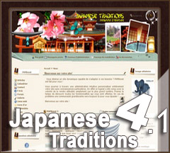 Thème Japanese_Traditions