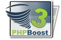Distributions PHPBoost 3.0